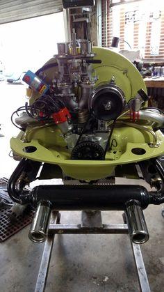 Vw Engine, Vw Bugs, Volkswagen, Engineering, Flat, Cars, Beetle, Motors