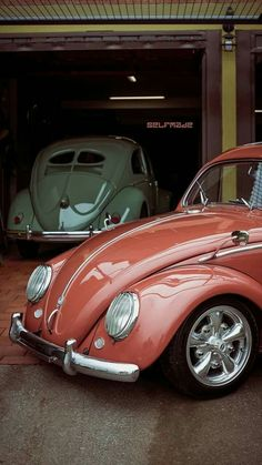 Best classic cars and more! Volkswagen Beetle, Double U, Vw Vintage, Beach Buggy, Best Classic Cars, Vw Cars, Unique Cars, Vw Beetles, Car Photos