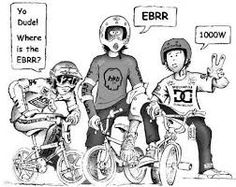 The history of Freestyle BMX in one image? Bob Haro's illustration from Bicycle Rims, Bicycle Art, Design Kaos, Bmx Racing, Bmx Freestyle, Cycling Art, Bmx Bikes, Sports Activities, Top Gear