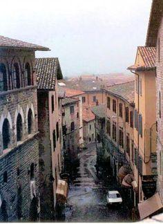 Beautiful photo of Gubbio