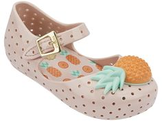 Mini Melissa Furadinha VII (Pink/Orange)