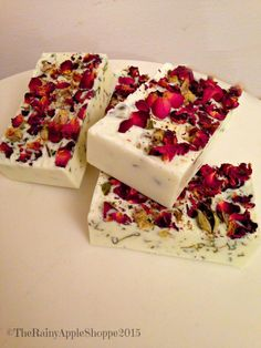 Rose soap, handmade soap. rose petals, Valentine's Day, soap in handmade, hand cut soap, 4.oz bar, fresh cut roses, love soap,gifts for her,