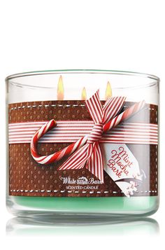 Mint Mocha Bark 3-Wick Candle - Home Fragrance 1037181 - Bath & Body Works