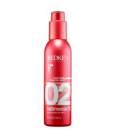 No. 10: Redken Satinwear 02 Ultimate Blowdry Lotion, $18 TotalBeauty.com Average Member Rating: 9.1*  Why it's great: As one reader puts it,...