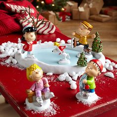 Official Site for Christmas Villages, Snowbabies, Possible Dreams Santas, and Christmas Decorations - Department 56 Disney Christmas Village, Disney Christmas Decorations, Christmas Town, Christmas Villages, Santa Christmas, Christmas Crafts, Christmas Ornaments, Christmas Mantles, Victorian Christmas