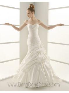 143 MIRADA / Wedding Dresses / 2011 Collection / Alma Novia (Shown without Bolero)