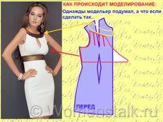 La construcción del patrón de base. La mayoría de forma intuitiva. Plus marco de modelado y algunos trucos .... Comentarios: LiveInternet - Russian Servicio Diarios Online