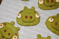 Angry Birds cookiel