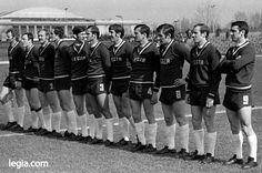 Fot. EUGENIUSZ WARMIŃSKI  Legia z lat 70