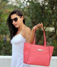 GIVEAWAY ALERT - It's Pink it's NEW & it's my favorite bag from #LavieLustList  YAY!! 2 winners win Rs 3000 GIFT Voucher each from @lavieworld  RULES:  1. Follow @stylish_by_nature & @lavieworld 2. Post an interesting pic with a handbag on you insta & tag both the accounts  3. Tag 3 real friends in the comments 4. Use hashtag #LavieWorld & #FickleIsFun  Ends - 16th March  #LavieFashionSquad #LavieLustList . . . . . . . . . #contest #contestalert #contestalertindia #fashion #style…