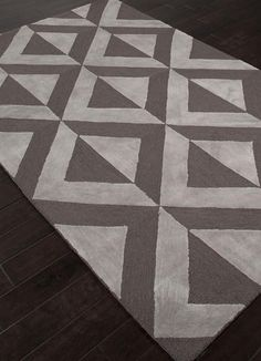 Jaipur Rugs RUG109503 Hand-Tufted Looped & Cut Polyester Ivory/Brown Area Rug ( 5X8 )