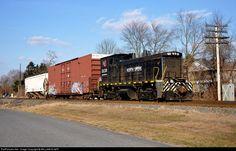 RailPictures.Net Photo: NSRR 2238 North Shore Railroad EMD SW1500 at Milton, Pennsylvania by WILLIAM KLAPP