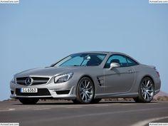 Mercedes-Benz SL63 AMG (2013)