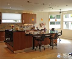 #Kitchen Idea of the Day: Photo by Designer Kitchens LA.