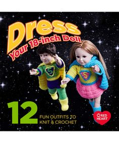 Dress Your 18-inch Doll Free Patterns...