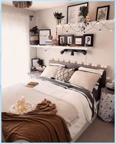 30 Elegant & Comfy Bedroom Decor Ideas There are endless possibilities when it comes to designing your bedroom. Will you go with a calm oasis or opt for a colorful style for your bedroom? Is your room big…View Post Comfy Bedroom, Bedroom Decor, Bedroom Ideas, Small Bedroom Hacks, Bedroom Ceiling, Bedroom Inspiration, Girls Bedroom, Design Your Bedroom, Bedroom Designs