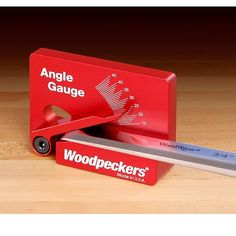 Buy Woodpeckers One-Time Tool Angle Gauge at Woodcraft.com