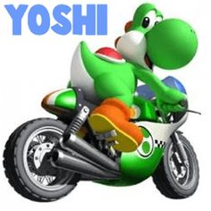 Is the Yoshi that stars in the games always the same Yoshi? - Yoshi's are also a species in the Mario universe, so is the Yoshi that appears in Brawl, Mario Kart e question and answer in the Nintendo club Super Mario Bros, Super Mario Party, Super Mario World, Super Smash Bros, Super Nintendo, Mario Kart Characters, Green Characters, Children's Characters, Yoshi