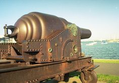 9-inch 12 ton Mk 1 R.M.L. by Okehills, via Flickr