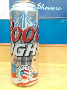 Boricuas for a Positive Image to Coors: Respect Puerto Rican Flag and Take It Off Your Beer Cans