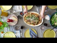 Braised Short Rib Pasta | Bon Appetit - YouTube