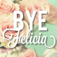 Bye Felicia Roses Design