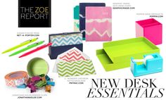 Case of the Mondays? Brighten up your desk with these picks from The ZOE Report   on jenesequa.com
