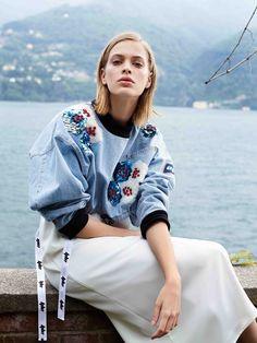 Au Jour Le Jour Resort 2017 Fashion Show