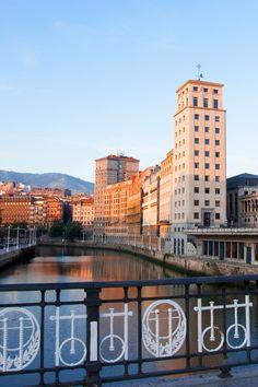Estamos en el mismo corazón de Bilbao ¡Visítanos! ;)