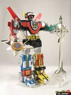 Voltron. Would love to have my original back. And just can't seem to be able to bring myself to spend the money on a current version......