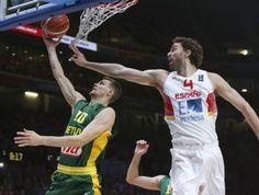 España, campeona de Europa de basket