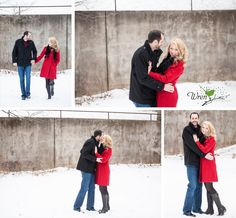 what to wear for engagement photos in winter