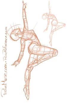 Reference - Pose reference -Pose Reference - Pose reference - New Drawing Poses Reference Female 51 Ideas Sketchdump - 30 Second Poses by Blue-Ten Progresser en dessin - Mirka Andolfo 🦄 ( Body Reference Drawing, Art Reference Poses, Hand Reference, Body Drawing Tutorial, Drawing Tutorials, Drawing Tips, Sketch Drawing, Manga Drawing, Painting Tutorials