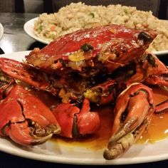 Dinner At Hanoi Vietnamese Cuisine ~ Reu Diary ♥☺♥ Vietnamese Cuisine, Hanoi, Chicken Wings, Crabs, Meat, Dinner, Writings, Poetry, Foods