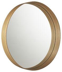 room circle rundt spejl. Black Bedroom Furniture Sets. Home Design Ideas