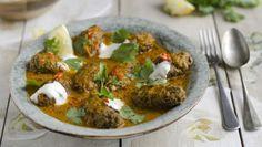Seekh Kebab Masala Recipe - A curry of kebabs, tomatos puree and masala makes a substantial main dish.