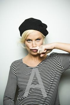 "Comedian: Amy Poehler - ""I get worried for young girls sometimes; I want them to feel that they can be sassy and full and weird and geeky and smart and independent, and not so withered and shriveled."""