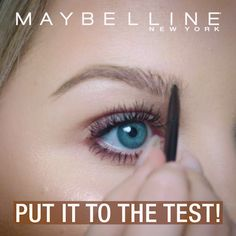 Maybelline's Tattoo Studio Brow Pomade is a waterproof formula that sculpts and defines your eyebrows instantly. Get the look of sculpted, smooth brow… - Lombn Sites Makeup 101, Eyebrow Makeup, Love Makeup, Skin Makeup, Beauty Makeup, Makeup Looks, Drugstore Makeup, Sparkly Makeup, Makeup Eyebrows