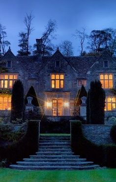English Country House - The Cotswolds, England