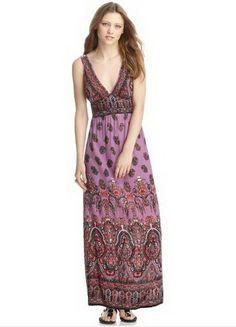 Petite Summer Maxi Dresses For Women