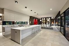 Image result for indoor outdoor kitchen