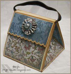 Birgit's Blog - kreatives und mehr...: Taschenkarte