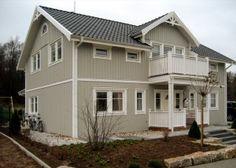 Ein bisschen Luxus: Ideehaus Marstrand - Ellerbeck Schwedenhaus