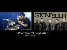Stone Sour -Through Glass (drum cover by Bill Kritikopoulos)