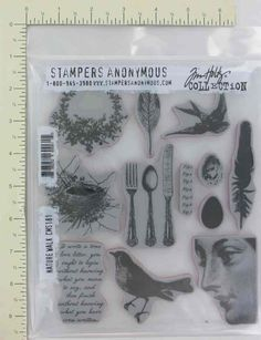 |Stamps, Paper and Card Crafting Supplies plus Business and Custom Stamps Shipped Worldwide - 6-758-449891 - Addicted To Rubber Stamps