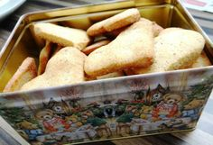 Vanille Protein Gutsle Weihnachtsgebäck | Low Carb Rezepte