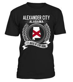 Alexander City, Alabama - It's Where My Story Begins #AlexanderCity