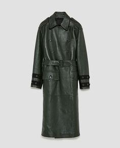 De 10+ beste afbeeldingen van Zara coats | zara, jas, mantel