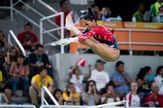 2016 Rio Olympic Games Qualifications--Gabby Douglas