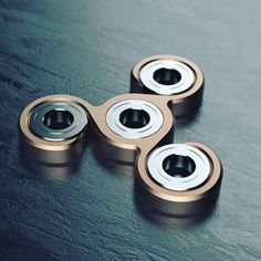 homemade hand spinner design